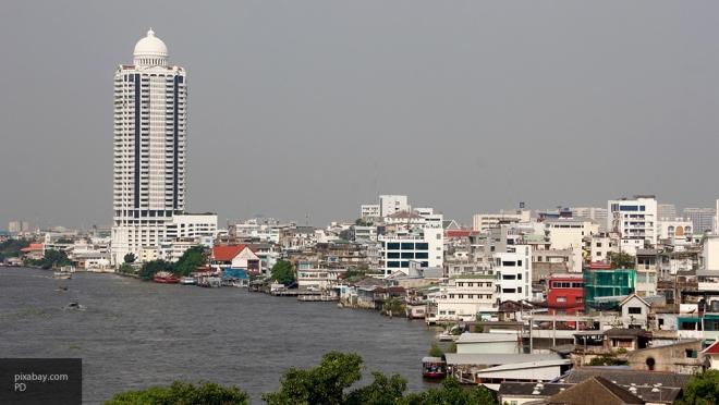 Наюге Таиланда произошла серия взрывов