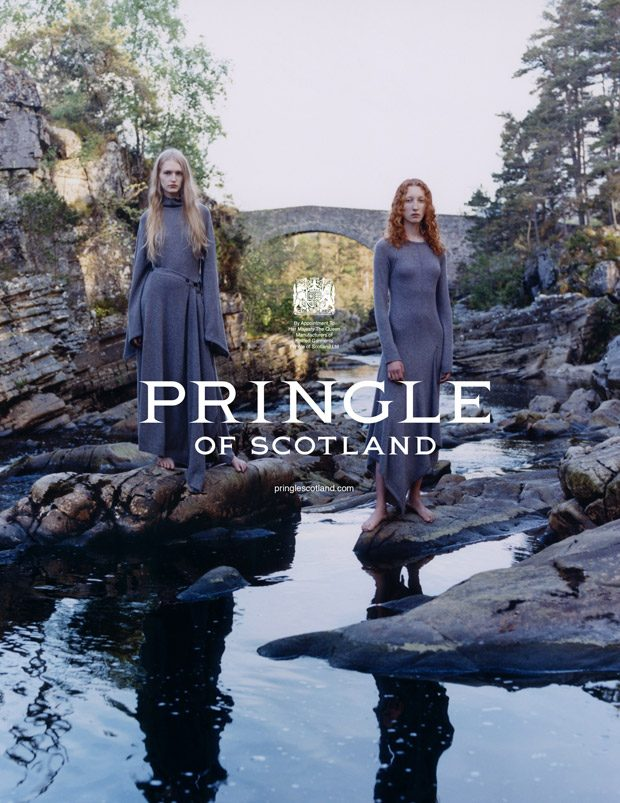 Pringle of Scotland Fall Winter 2017.18 by Harley Weir