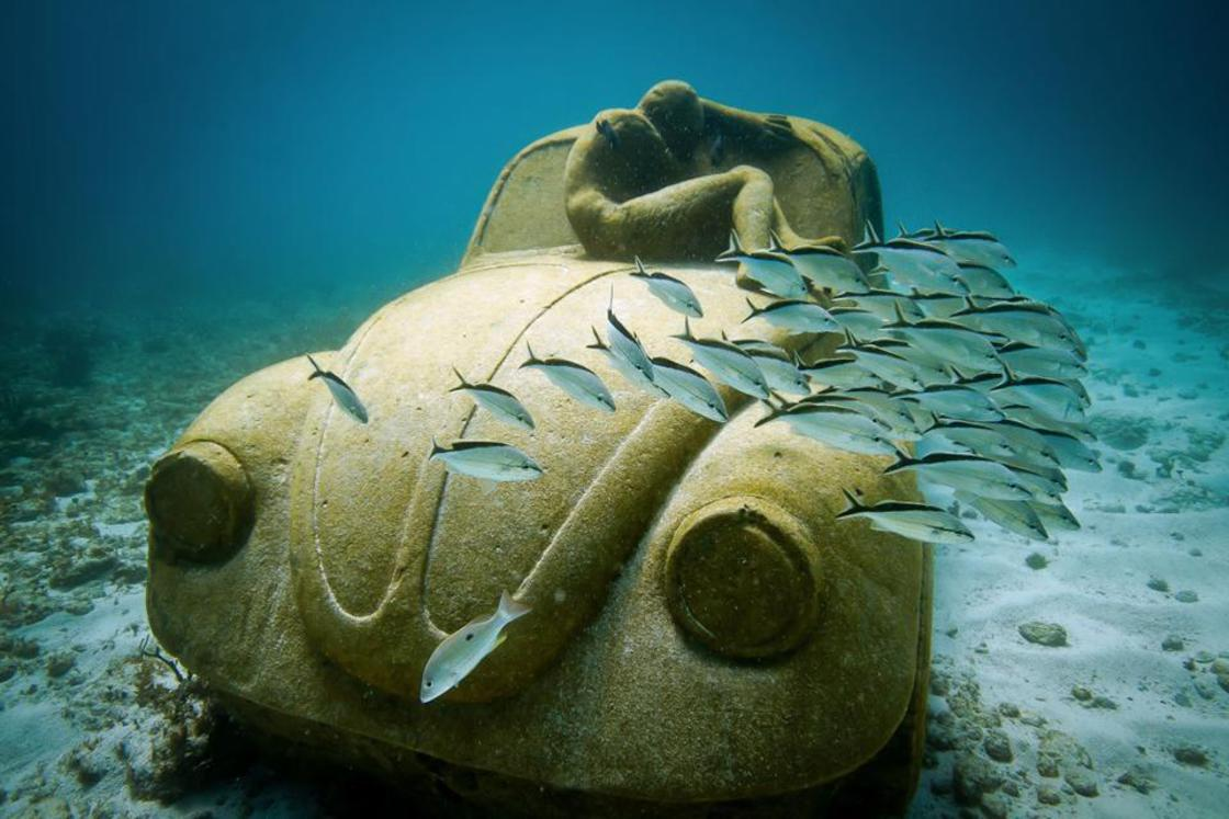 Marseille will soon have its own Subaquatic Museum!
