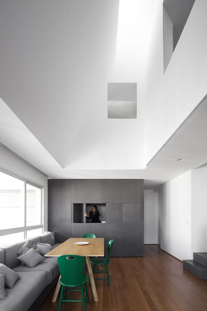 Apartement Vazio by AR Arquitetos