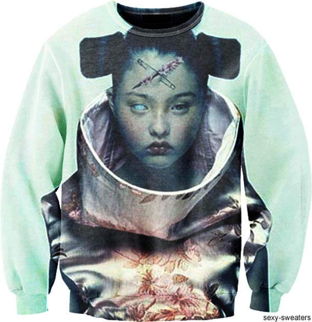 Sexy-Sweaters - 29 new sweatshirts to hate or love