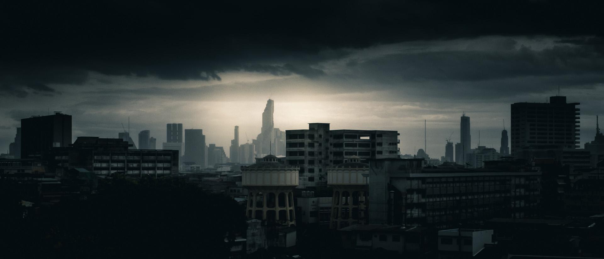 Enchanting Photographs of Bangkok at Night