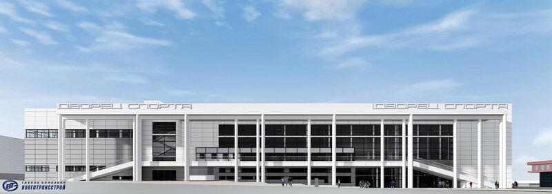 Дворец спорта. Июль 2017