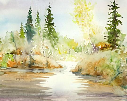 Beautiful Landscape Paintings