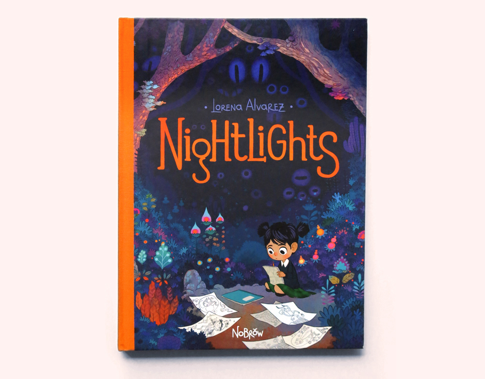 Nightlights: A Beautiful Graphic Novel by Lorena Alvarez (21 pics)