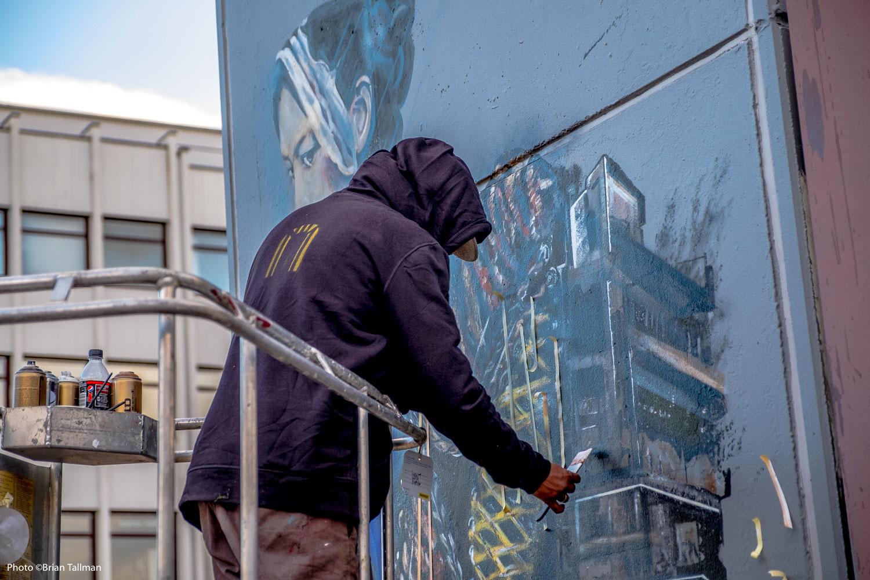 Streets: Naeem Searle (NIMI) (Stavanger)
