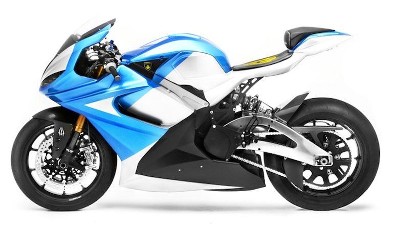 Компания Lightning Motorcycles собирается создать электроцикл с запасом хода 500+ км