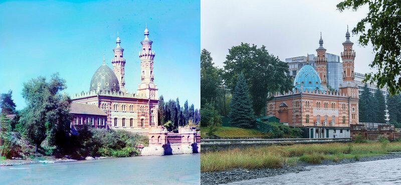 2017 Суннитская мечеть во Владикавказе. Антон Моисеев3.jpg