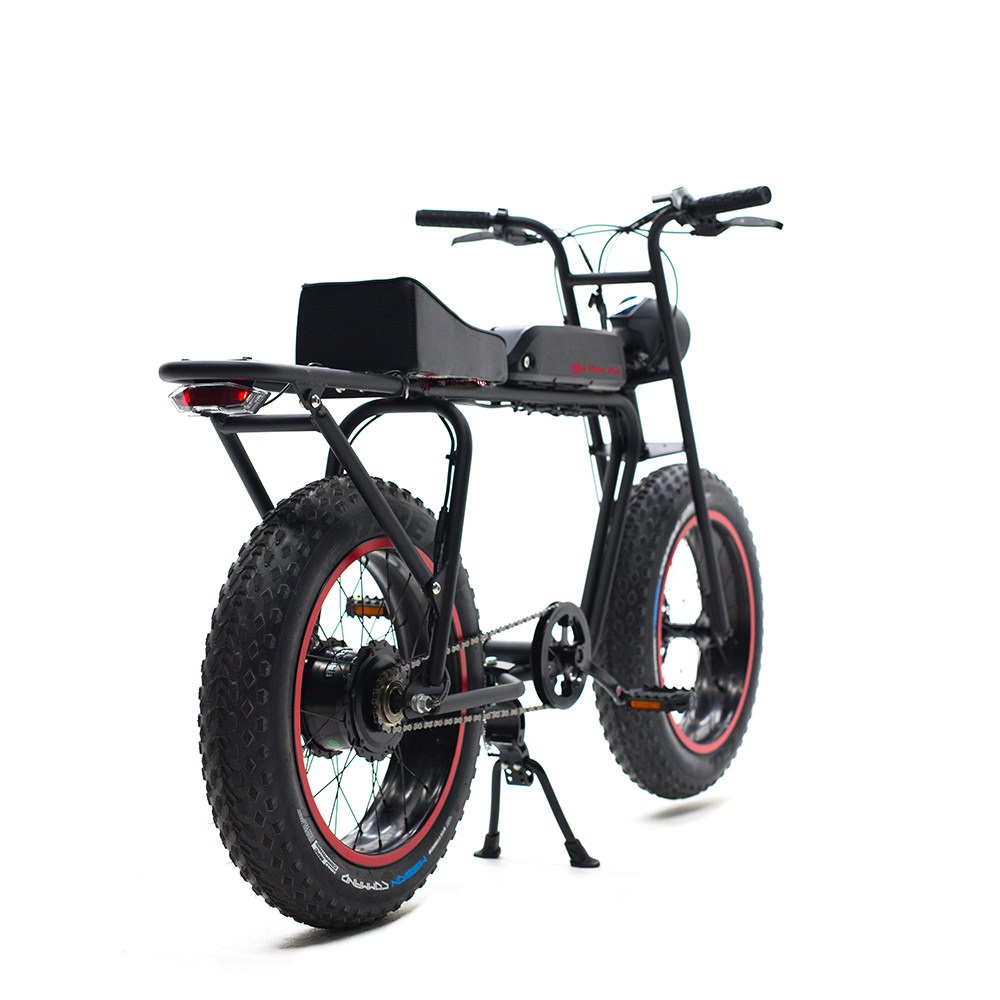 Электровелоцикл Lithium Cycles Super 73 Scout