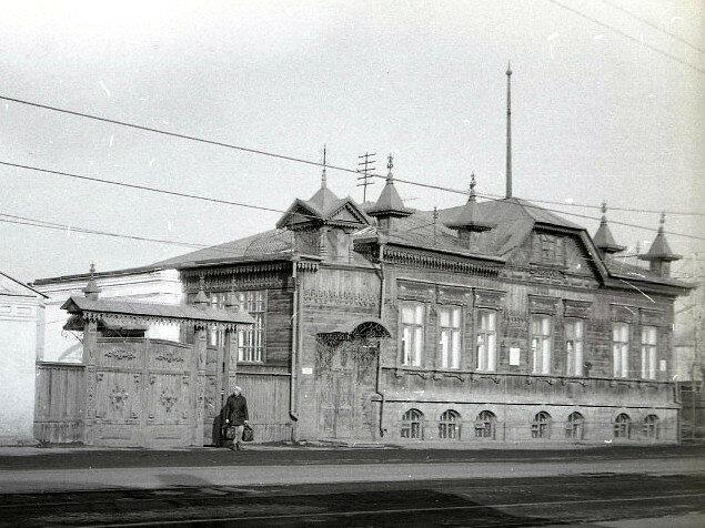 Дом Крашенинниковых-Степановых