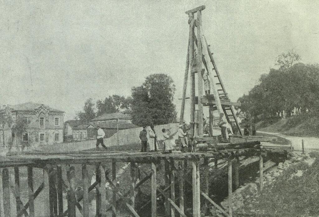 414211 Восстановление Глебовского моста через Яузу.jpg1924 Богородский вал.jpg