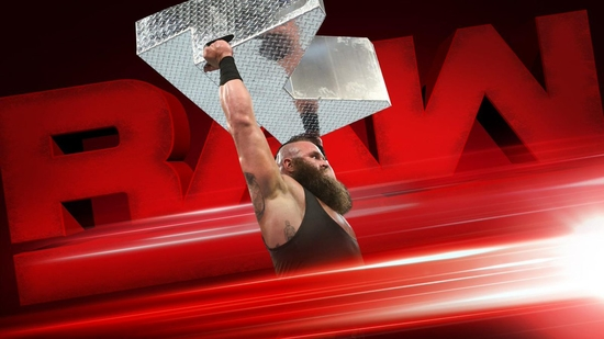 Post image of WWE Monday Night RAW 01.05.2017