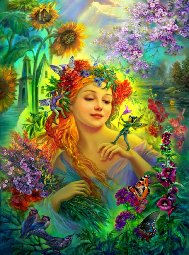 Цветы для феи