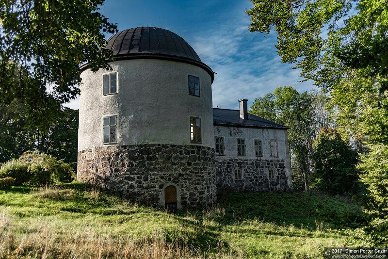 Швеция. Замок Пеннингби
