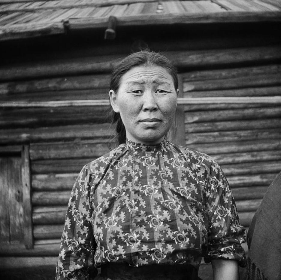 Дочь шамана