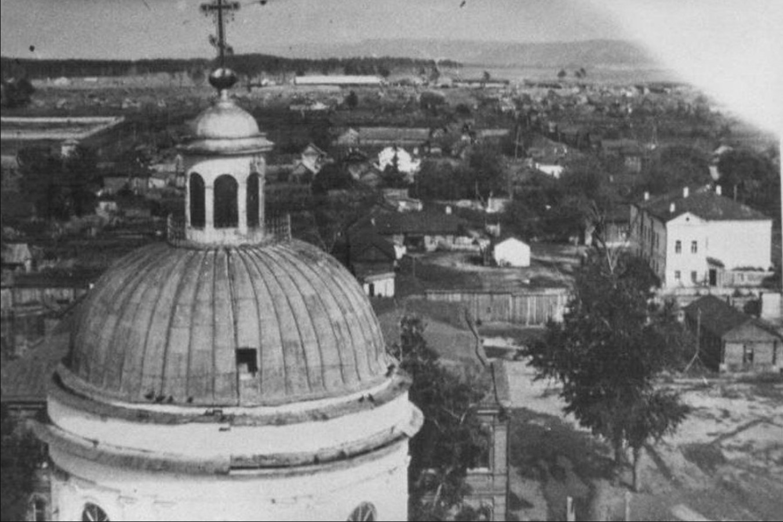 Купол Троицкого собора