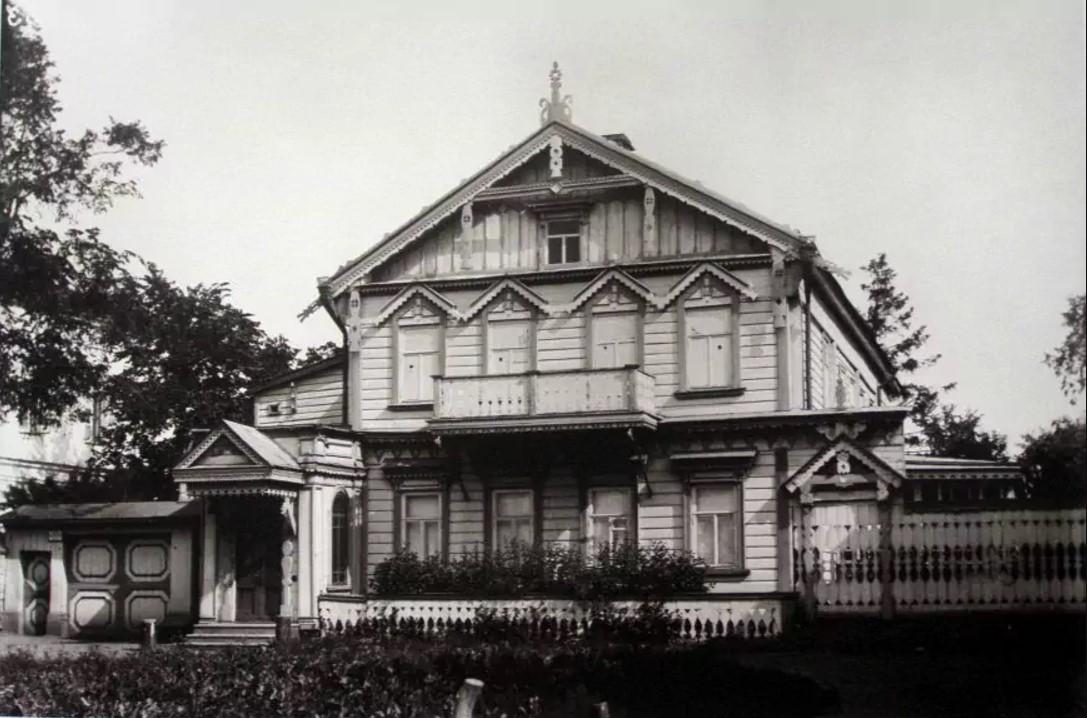 Дом П.Р. Еропкиной