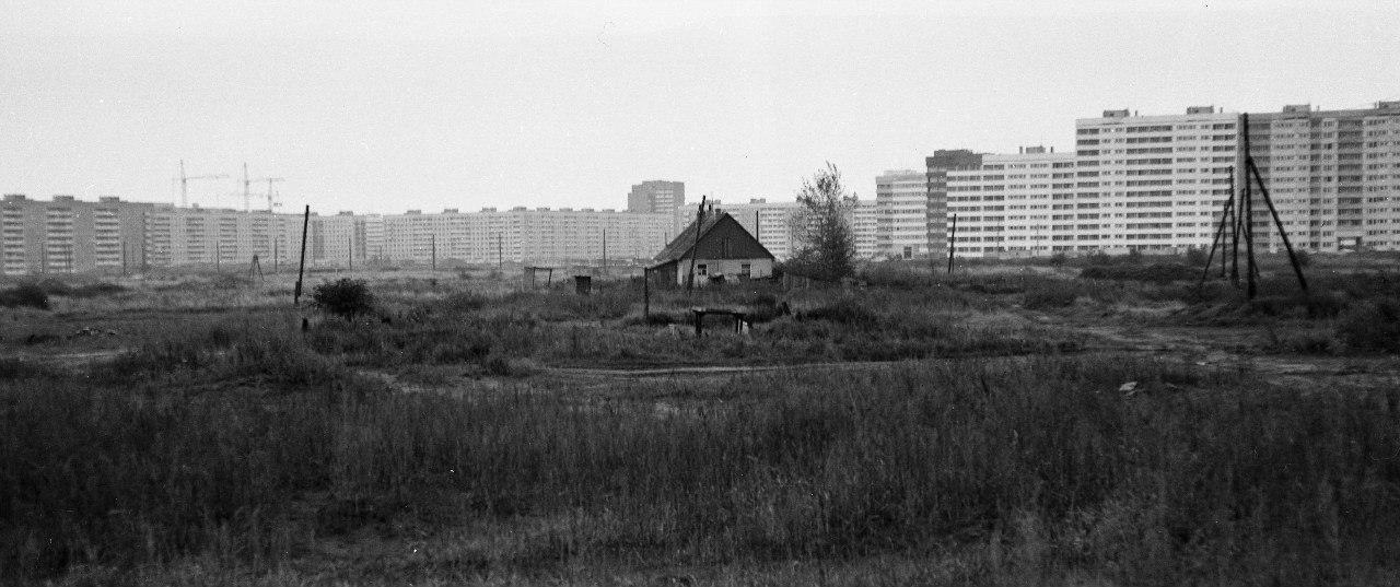 Озерки. 70-е