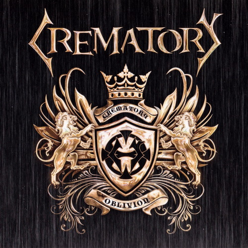 Crematory - 2018 - Oblivion [Steamhammer, SPV 284592 CD, Germany]