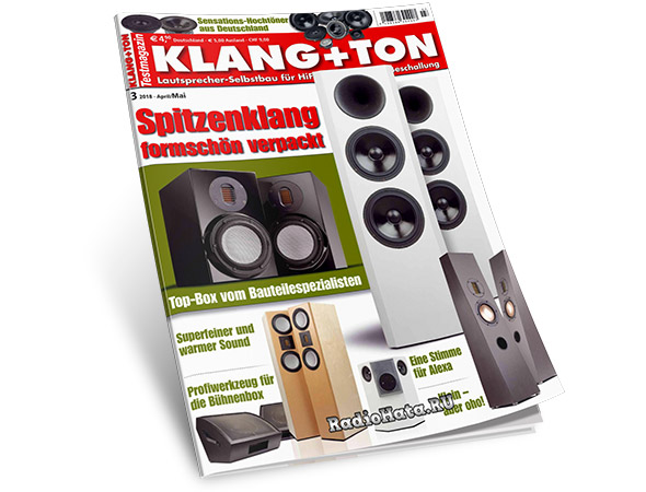 Klang+Ton N.3 (April-Mai 2018)