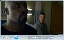 Люк Кейдж (1 сезон: 1-13 серии из 13) / Luke Cage / 2016 / ПМ (LostFilm) / WEBRip (720p)