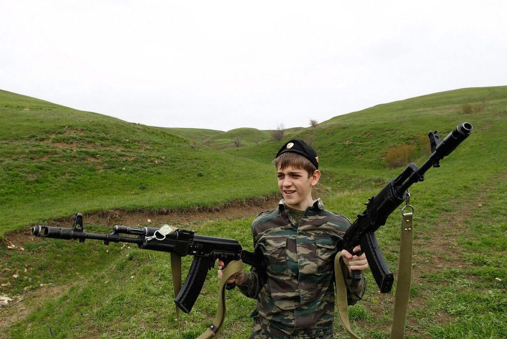 оружие Россия учения