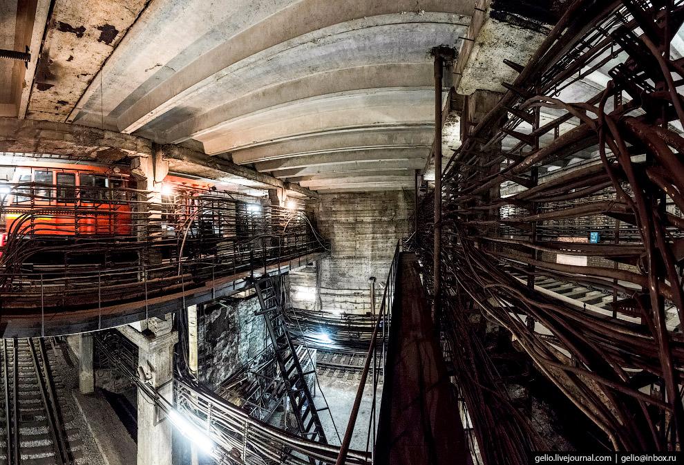 Самое восточное метро России