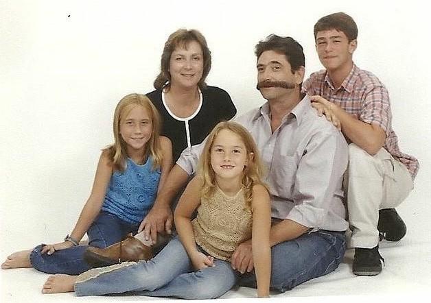 Суровые семейные фото