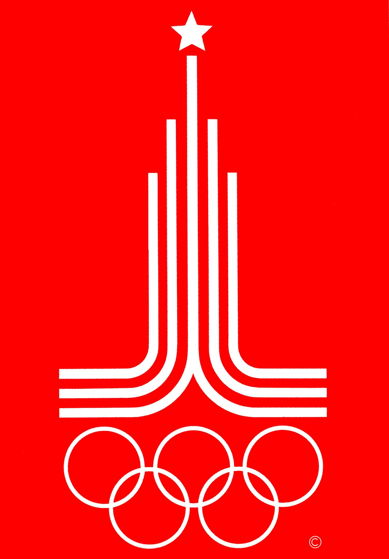 Олимпийская эмблема Владимира Арсентьева