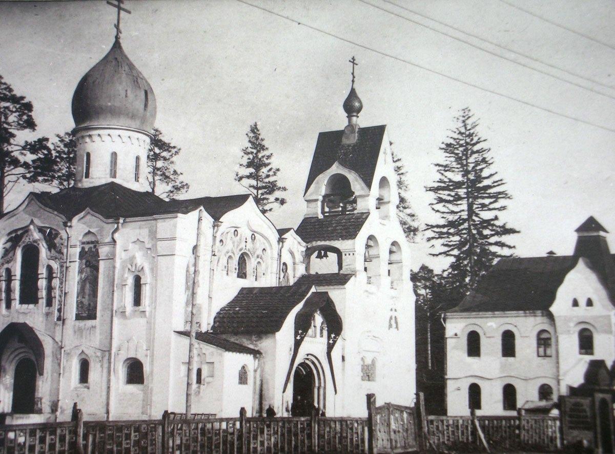Старообрядческая церковь Захарии Пророка и Евдокии Преподобномученицы