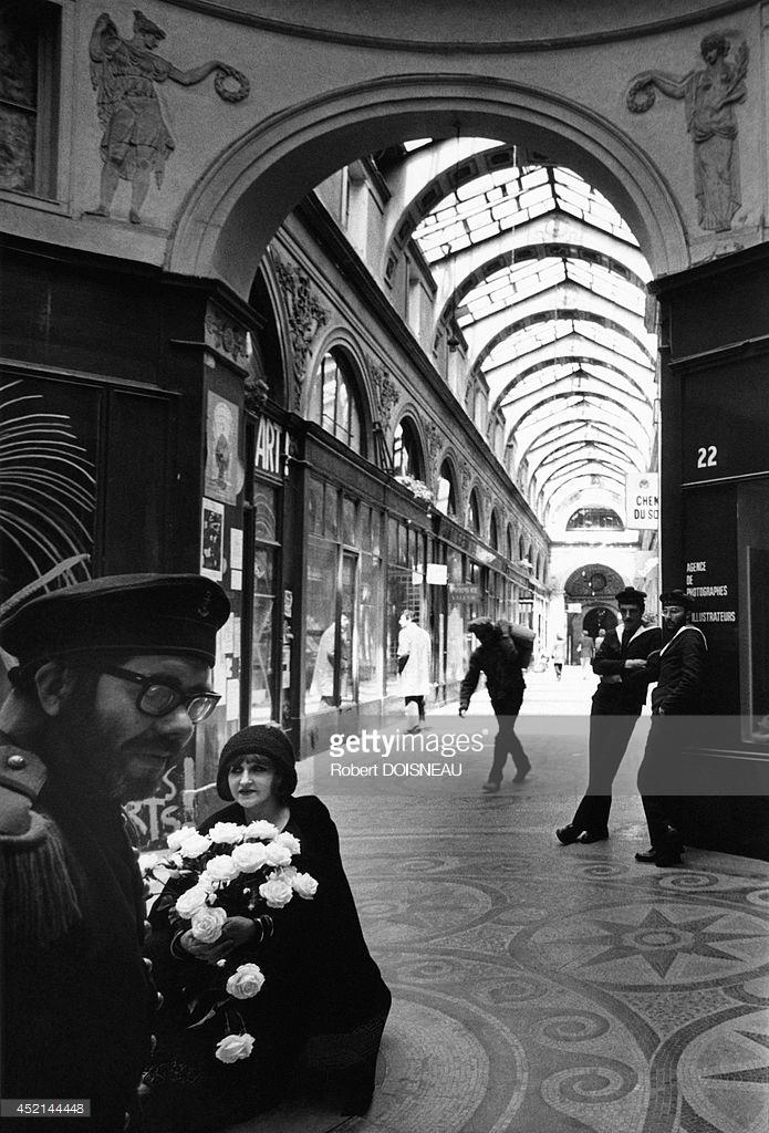 1976. Галерея Вивьен.  Портрет Хьюгета Шпенглера