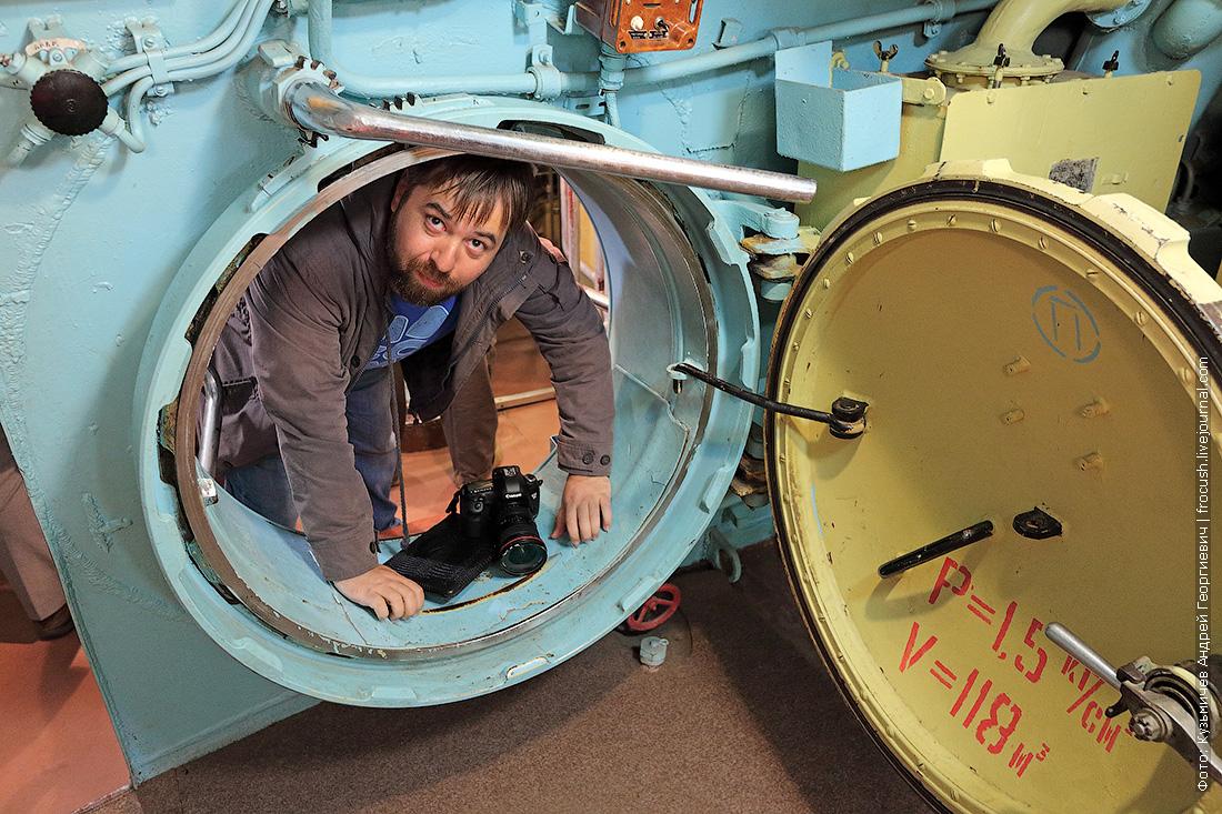 подводная лодка Б-440 фото