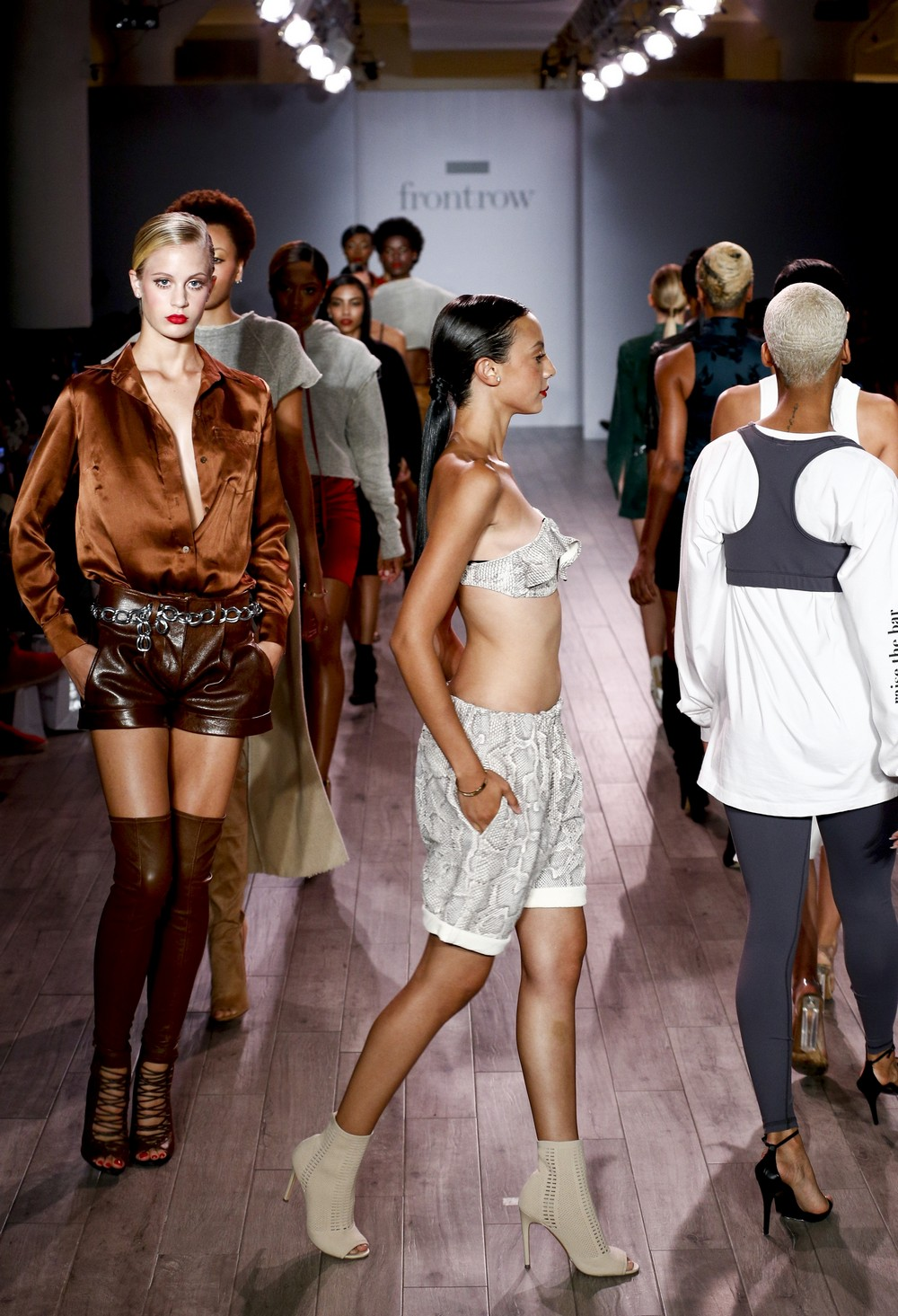 FrontRow - Runway - September 2016 - Style360 Fashion Week