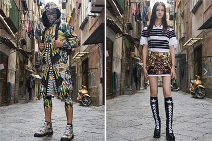 Givenchy представил линейку для «романтических скинхедов»
