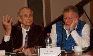 Конгресс Фонда Достоевского «Литература и кинематограф – длящийся диалог?» Пансионат Сосны