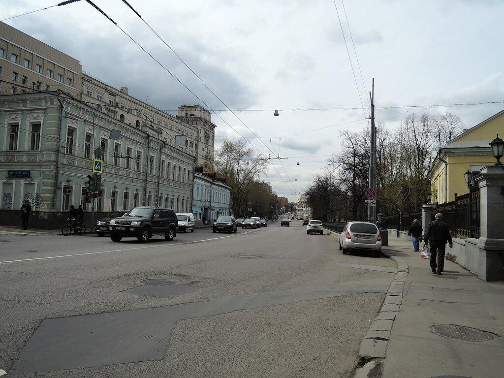 Спартаковская улица