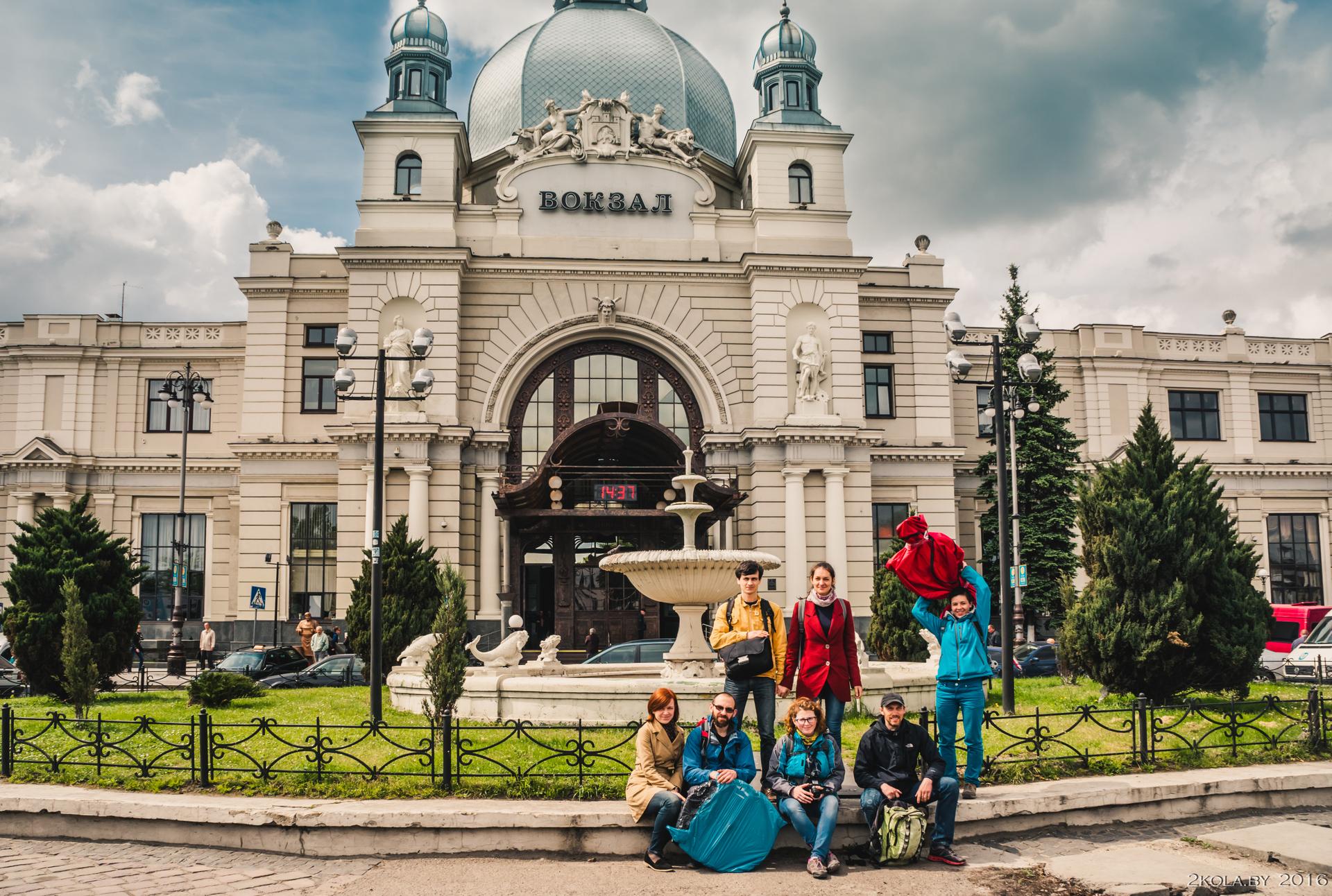 Поехали Барановичи во Львове
