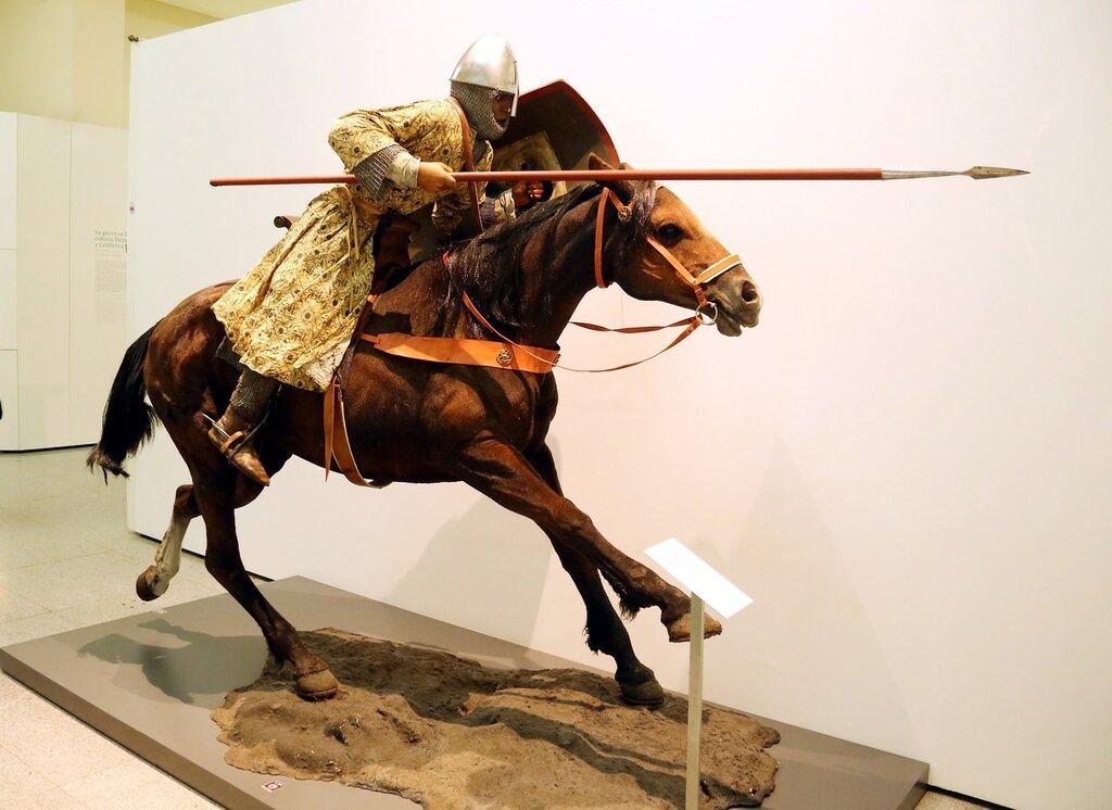 Museo del Ejército (Toledo Alcazar)