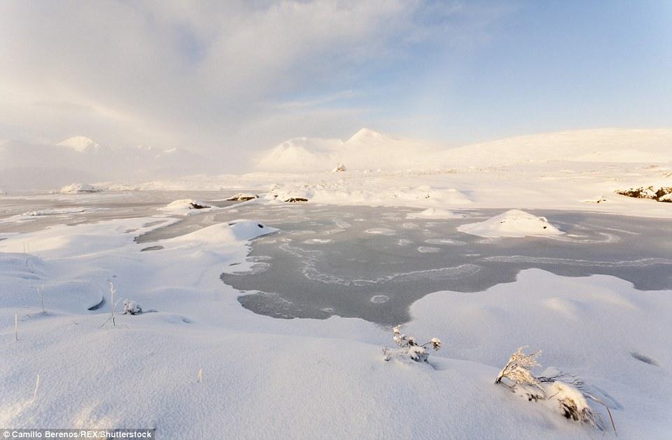 Гора Ан Теоллак.