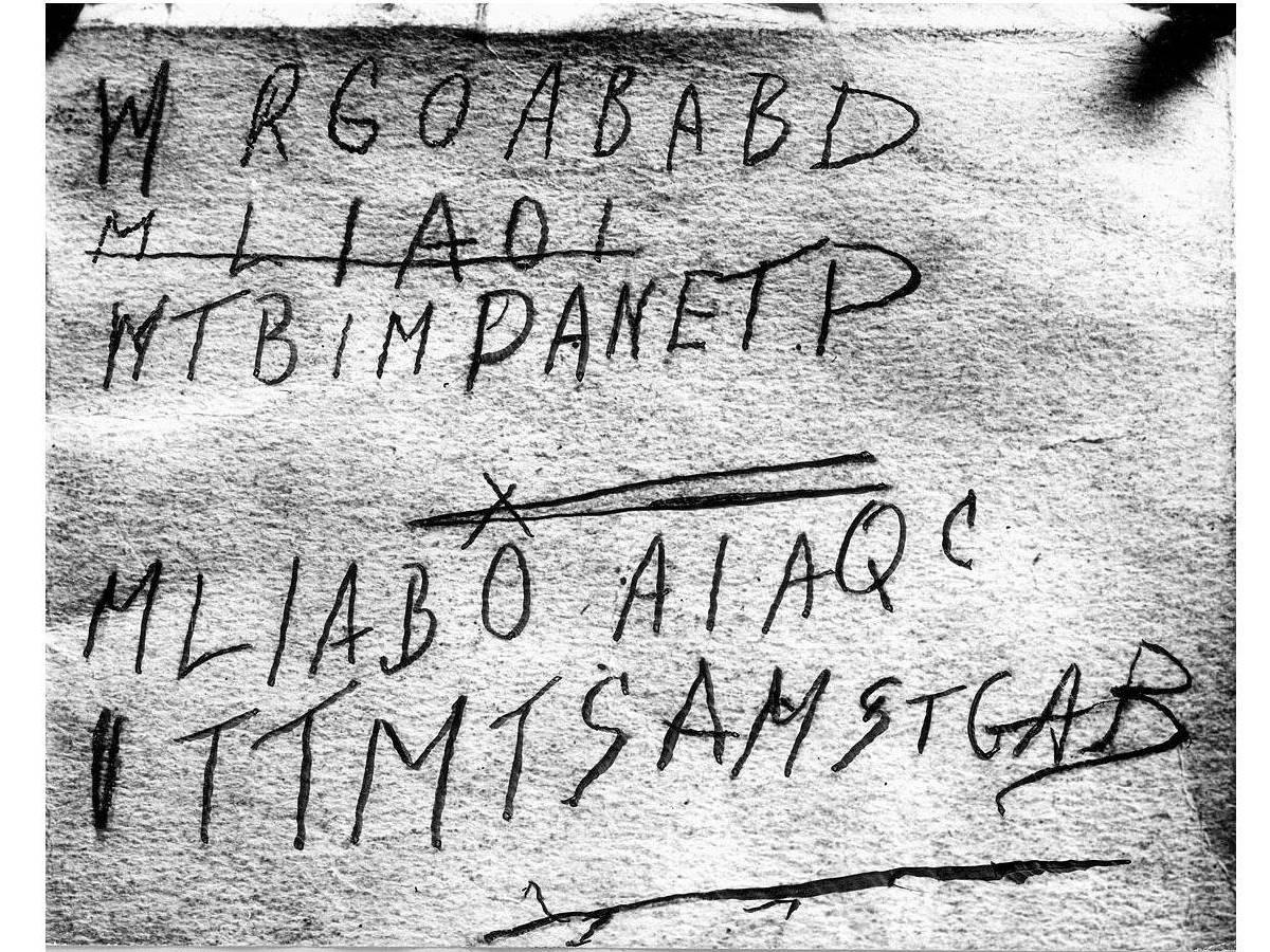 Таман Шуд В декабре 1948 года на пляже Сомертона в Австралии нашли тело мужчины. Личность умершего т
