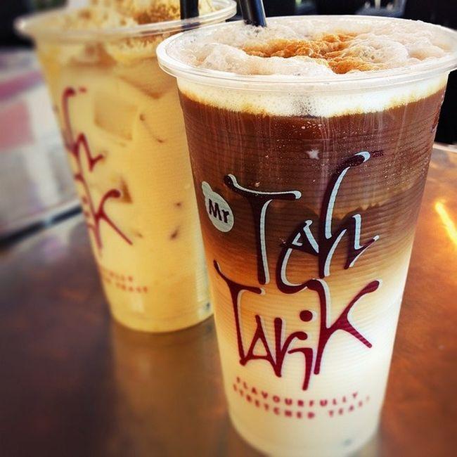 19. Малайзия Традиционный напиток в этой стране называется The tаrik и состоит он из чая, сахара и м