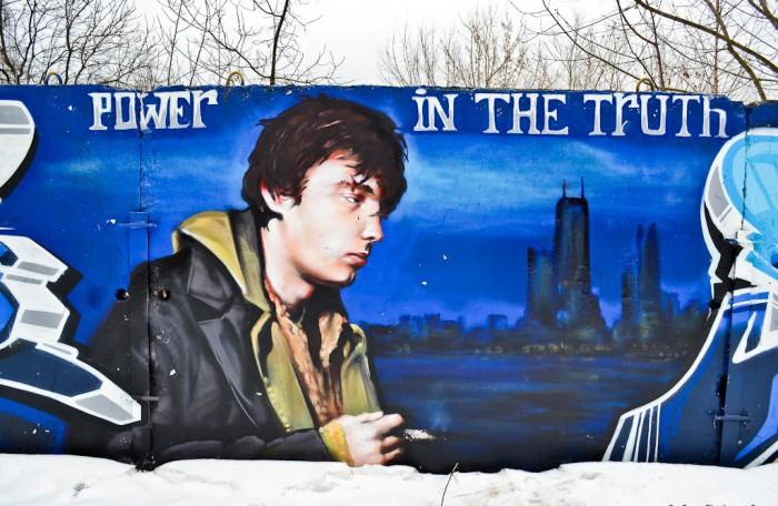 11. Сергей Бодров в роли Данилы Багрова, автор — Plase.