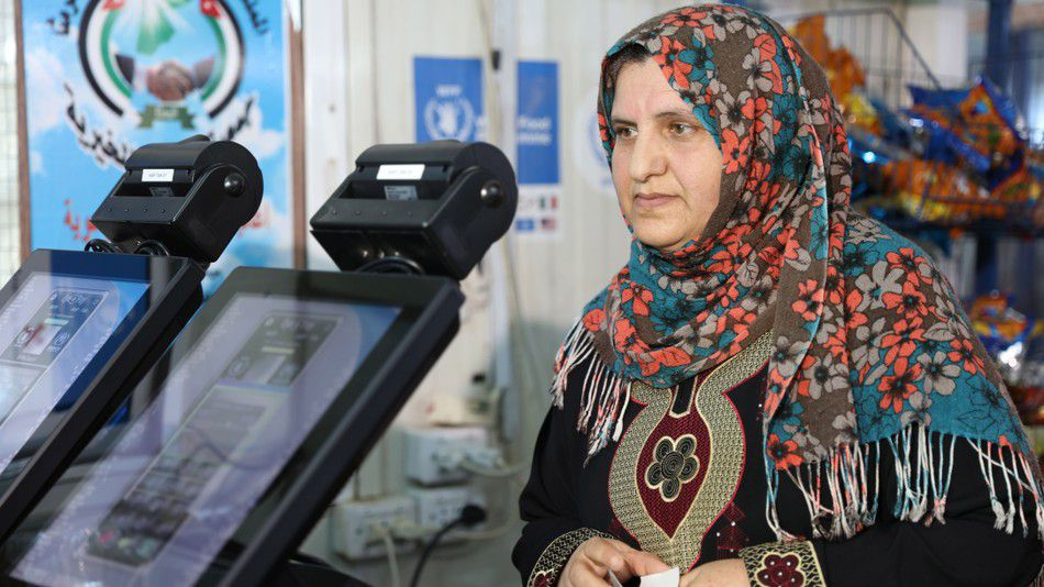 В рамках Всемирной продовольственной программы ООН, ориентированной на помощь беженцам, была создана