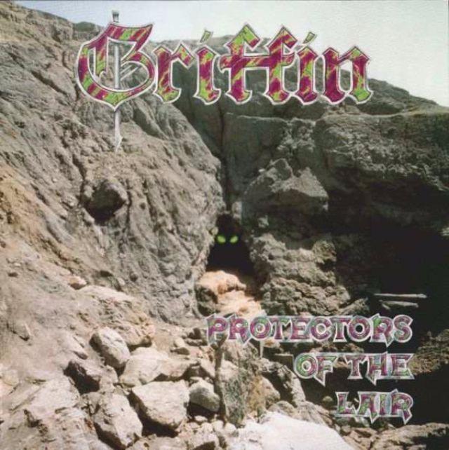 Альбом Protectors of the Lair группы Griffin.