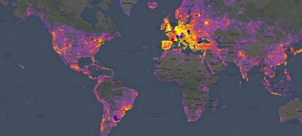Рейтинг самых фотографируемых мест на планете (16 фото)