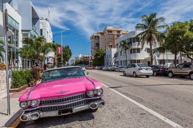 Автопутешествие по востоку США. Майами (37 фото)