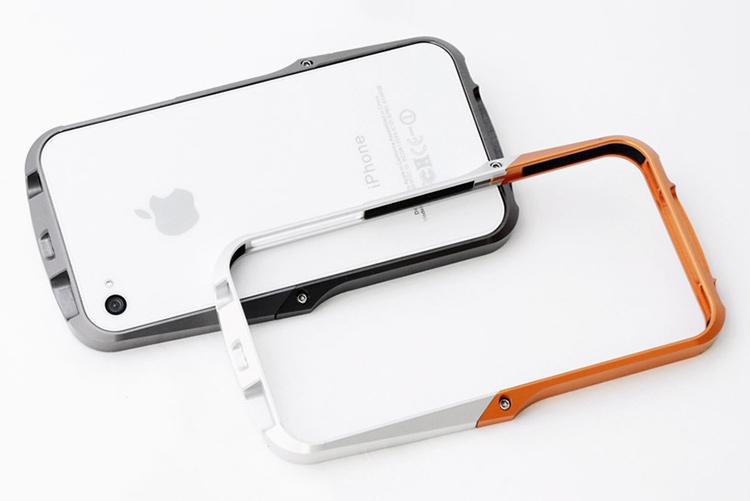 Что планировалось Ничего особенного — обычная рамка для iPhone 4S под названием i+Case. Она сделана