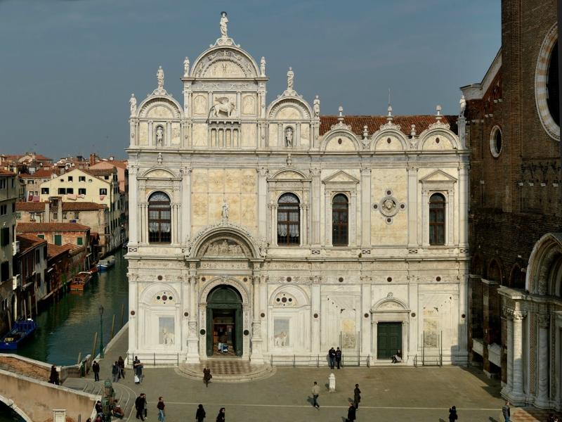 Что посмотреть в Венеции: скуола сан-марко