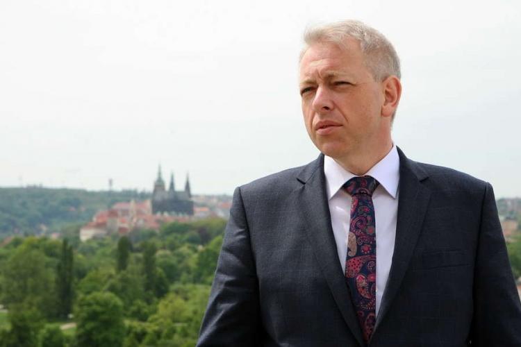 Чехия отказалась принимать мигрантов доконца года