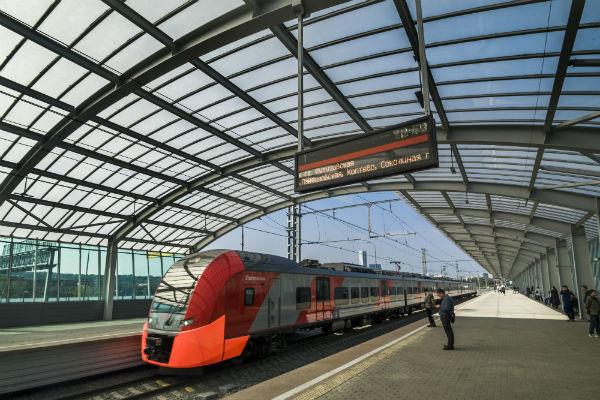 Доконца октября наМЦК встолице появится еще 5 станций